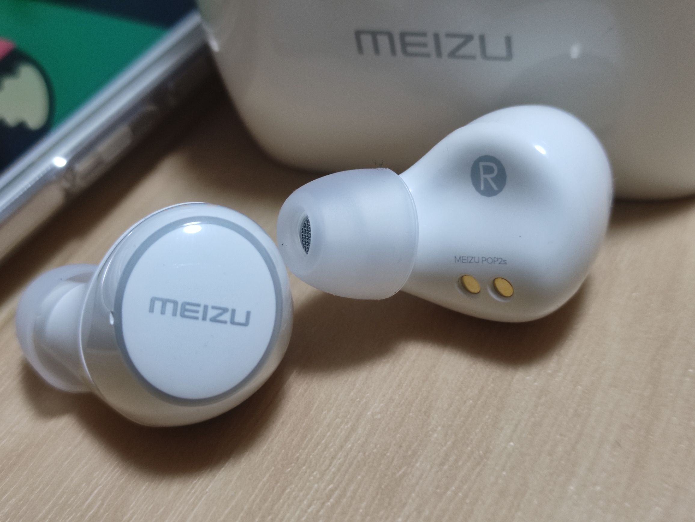 "MEIZU POP2s Review - New function ""Flyme Connection"""