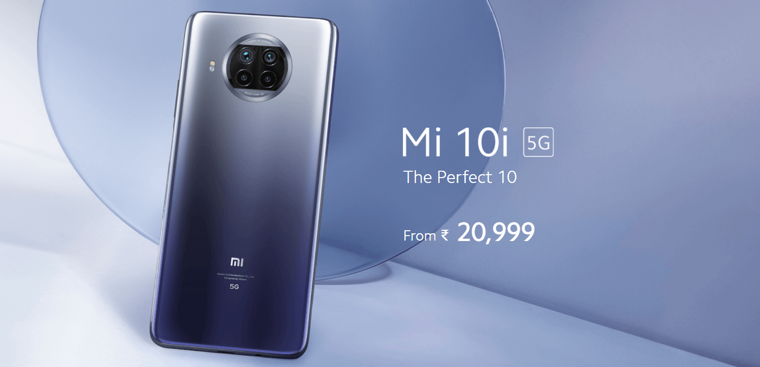 Xiaomi Mi 10T Lite 5GとXiaomi Mi 10i、Redmi Note 9 Pro 5Gのスペック比較