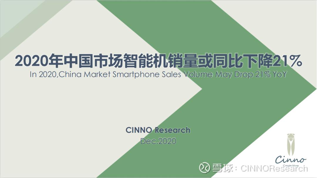 CINNO Researchが2020年の中国市場における販売台数ランキングを公開、MEIZUはその他に