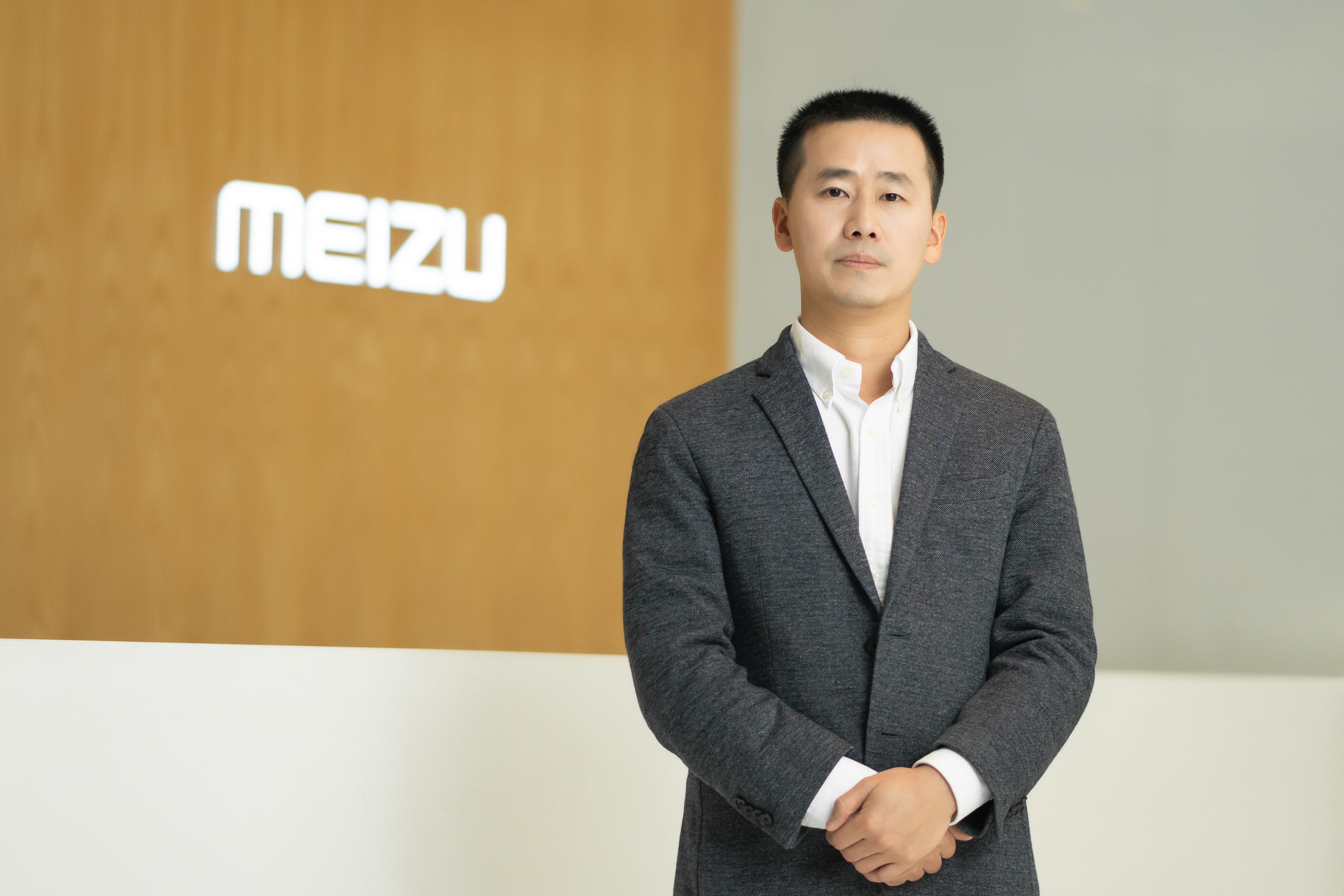 MEIZU CEOの交代が明らかに、黄質潘(Huang Zhipan)氏が就任