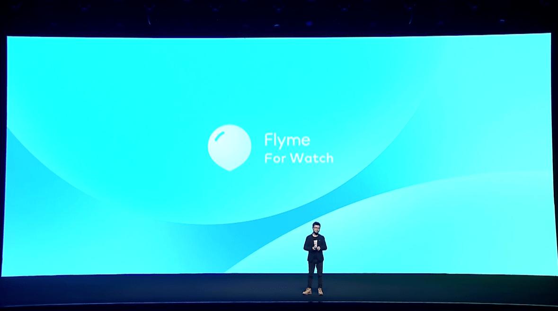 スマートウォッチ向けFlyme OSとなるFlyme For Watchを発表