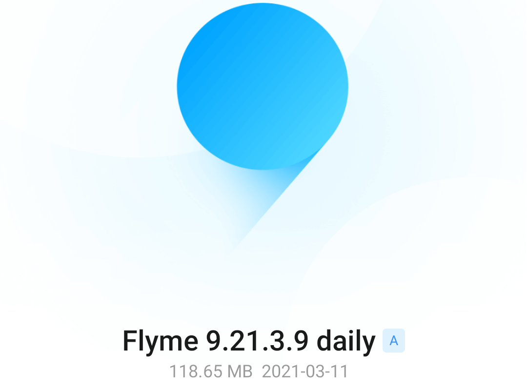 Meizu 17とMeizu 17 ProにFlyme 9 Closed Beta 2 Fix1が配信