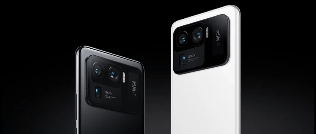 Xiaomi Mi 11 Ultraの背面ディスプレイは、Mi Smart Band 5と同じだと明らかに