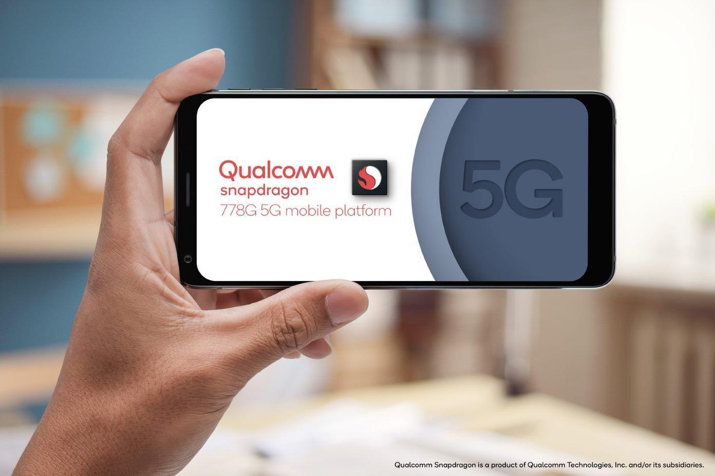 Qualcomm Snapdragon 778G 5G Mobile Platformを発表