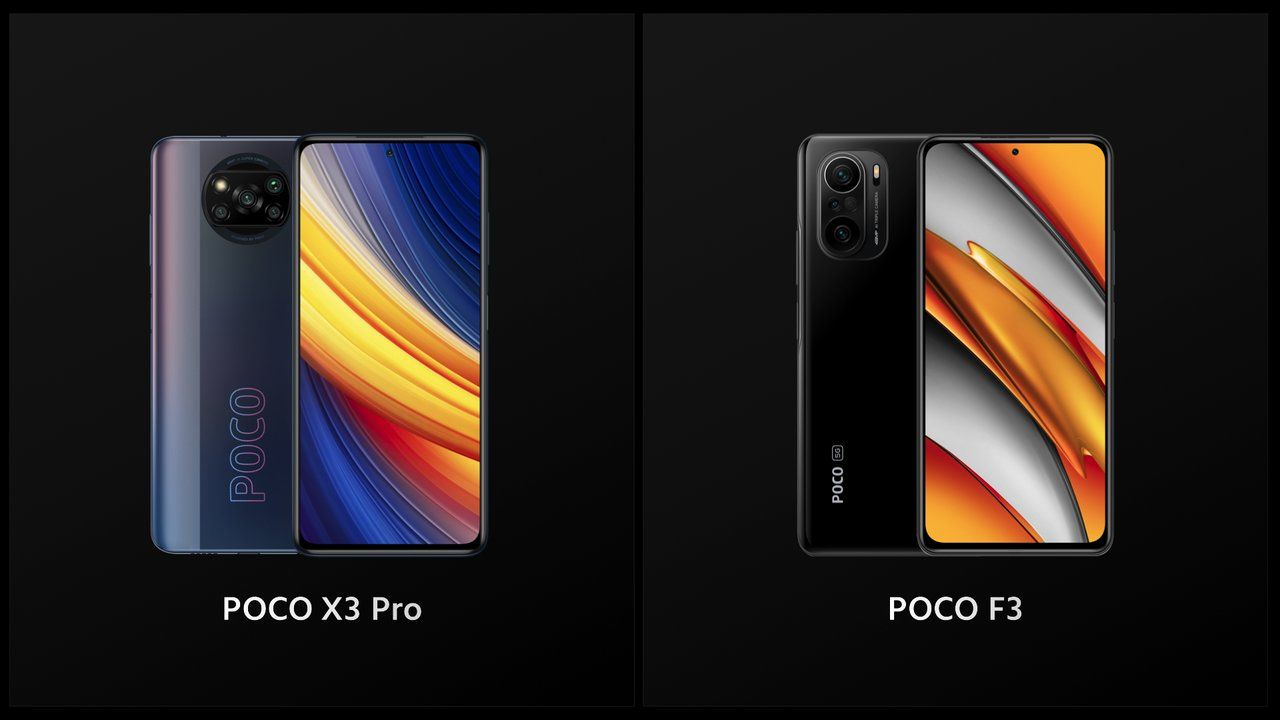 Xiaomi、POCO F3とPOCO X3 Proの2機種で200万台を出荷したと報告