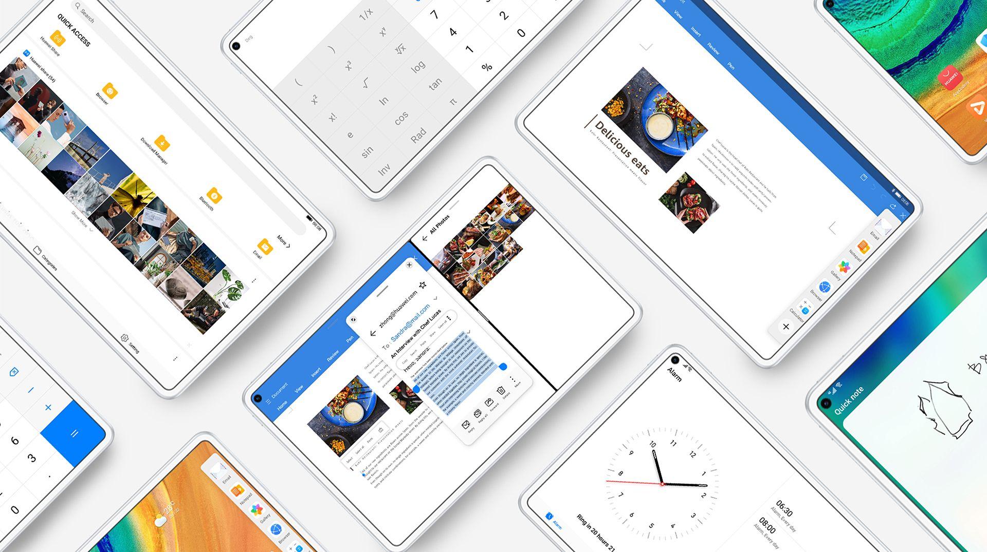 HarmonyOS 2.0初期搭載HUAWEI製品がGeekbenchに登場、HUAWEI MatePad Pro 2として発表か