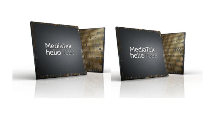 MediaTekが4G対応のHelio G96とHelio G88を発表