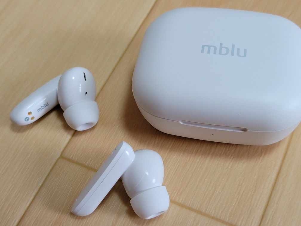 """mblu Blus Review - Lanchen's First """"mblu"""" Product"""