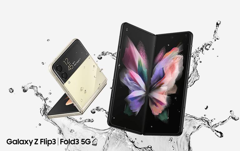 Galaxy Z Fold3 5GとGalaxy Z Flip3 5G、韓国市場で販売台数100万台突破